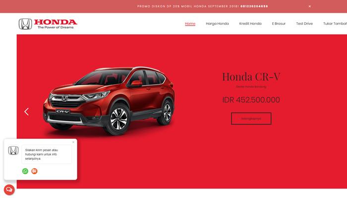 web-info-honda